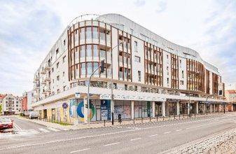 Apartamenty Design Centrum-Garbary street