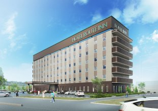 Hotel Route-Inn Shimizu Inter