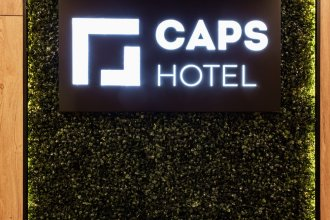 Отель Капсульный Caps Hotel