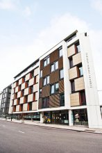 Modern Student-Only Studios by Angel High Street