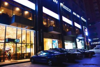 Guangzhou She He Apartment Hotel Platinum World