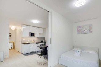 Minimalist Apartment in Rue Hippolyte - 14th Arrondissement
