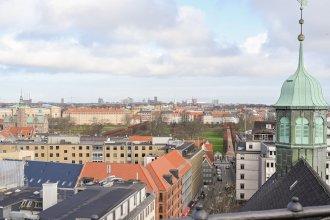 Cozy 2-bedroom Apartment in Downtown Copenhagen, 350 Meters to the Metro Station