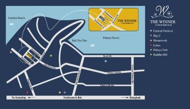 The Winner Condominium Pattaya by Met