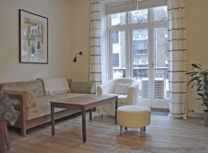 1 bedroom apt Christianshavn 510-1