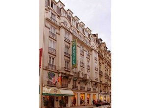 Quality Hotel Abaca Messidor - Paris 15