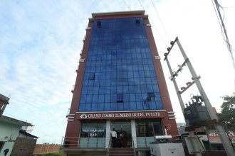 Capital O 629 Grand Cosmo Lumbini Hotel