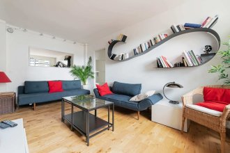 Fantastic Family Apt - 1 min to Reuilly - Diderot