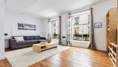 Sentier - Montorgueil Area Apartment
