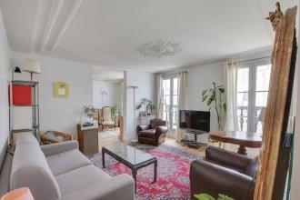 Apartment For 5 Place Des Vosges