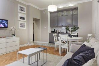 Retro Mokotow Elegance Apartment