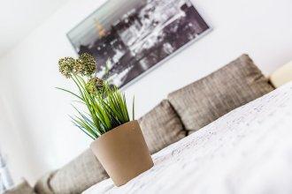 Apartment Humboldt-Gremberg 4km bis Köln Messe