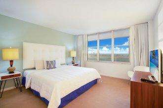 Oceanfront Apartment in Miami Beach