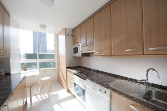 Wonderful beach apartment with beautiful sea view from all the windows - B360