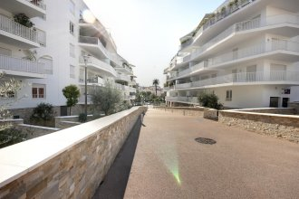 Apartment With 2 Bedrooms in Cannes, With Wonderful City View, Furnish