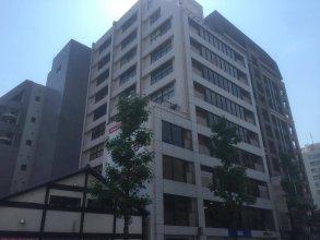 Capsule at Hakata Hostel