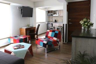 JUUB Luxe 1 Bedroom flat at Reforma