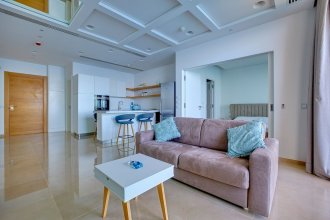 Luxurious Apt With Ocean Views and Pool in Tigne Point