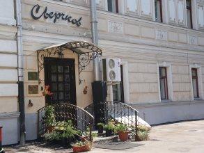 Отель Сверчков 8
