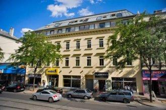 wombat's CITY HOSTELS VIENNA - The Lounge