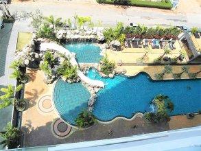 The Cliff sea Pool Views Studio Apartment Pratumnak Pattaya