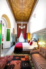 Apartment With 2 Bedrooms in Fes El Bali, Fes, With Enclosed Garden and Wifi