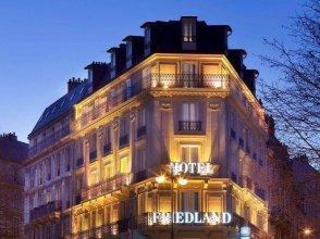 Hôtel Champs Elysees Friedland