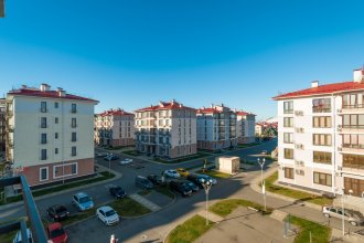 Deluxe Apartment with Olympic Park View in Chistye Prudy