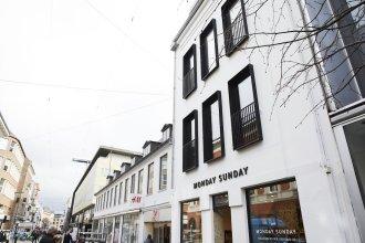 """Søndergade - """"Strøget"""""""