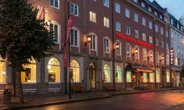 Отель Thon Hotel Rosenkrantz