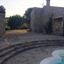 Villa With 3 Bedrooms in Rotondella, With Private Pool and Enclosed Garden - 12 km From the Beach