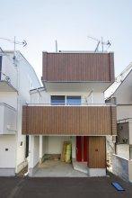 Higashi-Rokugo House WHITE