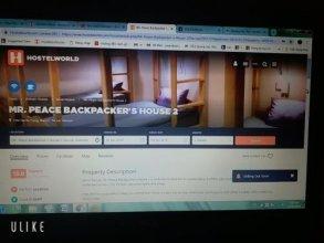 Mr.peace Backpacker's House