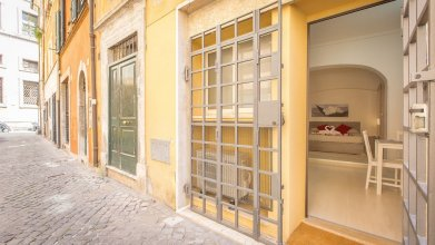 Rental In Rome Studio Pantheon