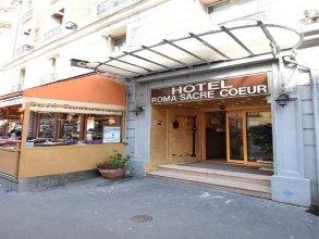 Adonis Sacré Cœur Hôtel Roma