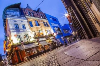 Fownes Street Central Templebar