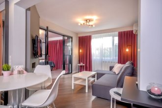 FM Luxury 1-BDR Apartment - ROSE