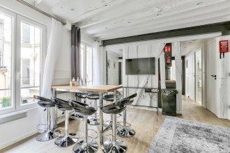 93 Luxury Flat In Le Marais