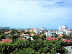 View Talay 2B Studio Apartment Pattaya 8th Floor sea View