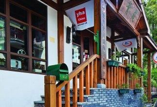 the Green Youth Hostel,Hangzhou