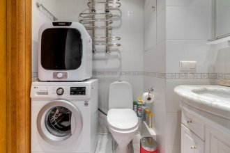 Simply Comfort — просторная квартира в 10 минутах от метро