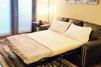 Berthe I in Paris with 2 bedrooms and 2 bathrooms