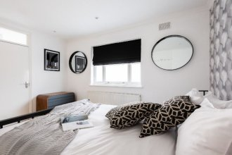 The Kensington Palace Mews - Bright & Modern 6bdr House With Garage