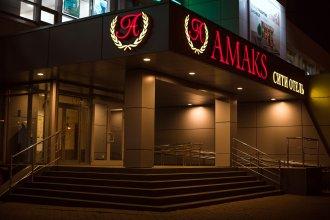 Отель AMAKS Сити