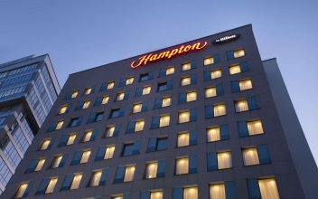 Отель Hampton by Hilton Minsk City Center
