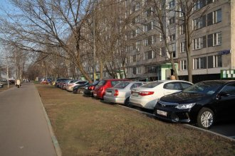 Econom Apartments near Orekhovo
