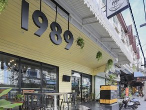 1989 Sukhumvit Bangkok - Hostel