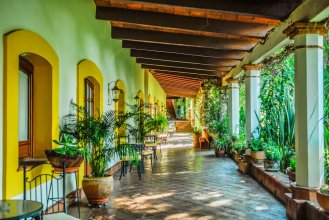 Hotel Hacienda Los Laureles - Spa