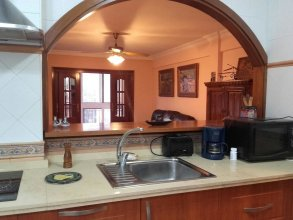 Apartment With 3 Bedrooms in Sevilla, With Wonderful City View, Enclos
