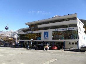 Appartement Sporthütte Fiegl